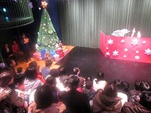 【クリスマス絵本ファンタジー「くるみ割り人形」で世界の国へ】上演しました!
