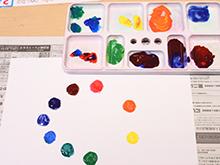 2月28日(土)「絵の描き方教室~色の見つけ方、つくり方~」開催します!