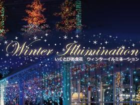 WINTER ILLUMINATION 開催中!