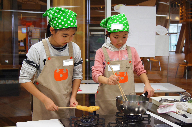 キッズキッチン教室~ひなまつりをちらし寿司でお祝いしよう~