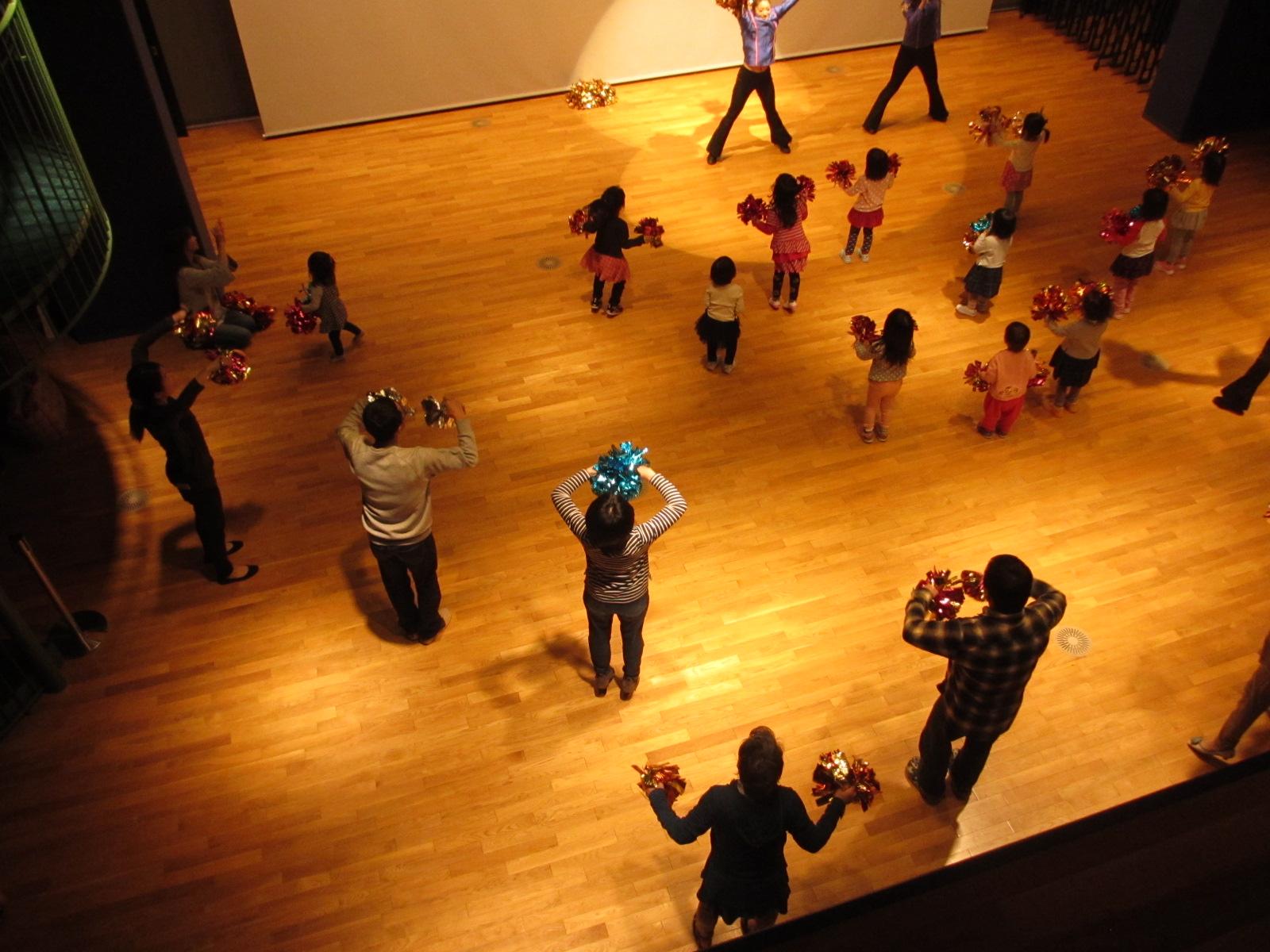 5月4日「88カフェ×あるチア訪問隊★親子チアダンス教室★」参加者大募集中!