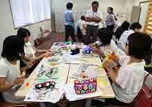 8月29日 新潟市総合教育センター主催「はじめの一歩」