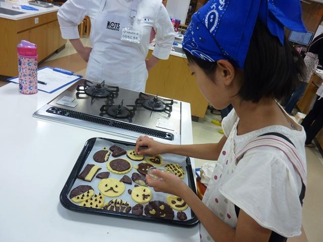 料理教室 「どうぶつふれあいフェスタ 自由に作ろう!動物クッキー」を開催しました。