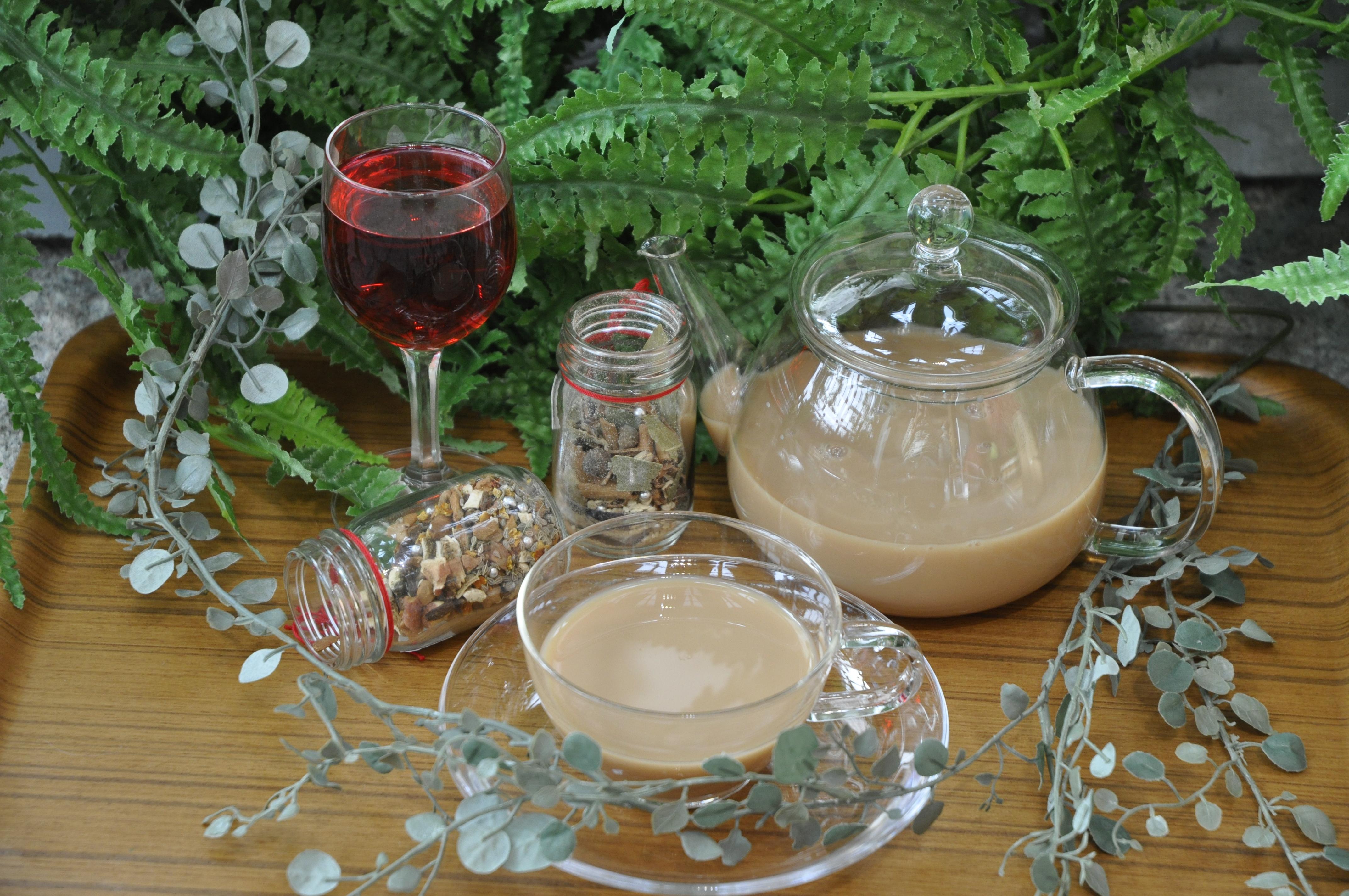 花育体験【クリスマススパイスブレンド体験】いくとぴあ食花クリスマスフェスタ
