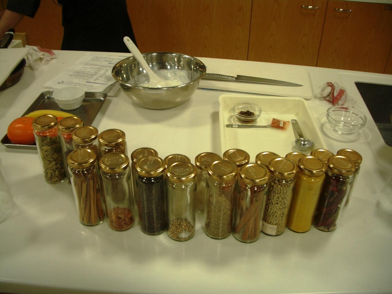 料理教室 「スパイスカレーとスパイス使いこなし術」を開催しました。