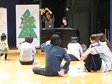 音楽いっぱい楽しいクリスマス♪