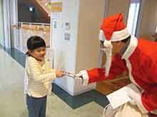 クリスマスフェスタ1日目@こども創造センター