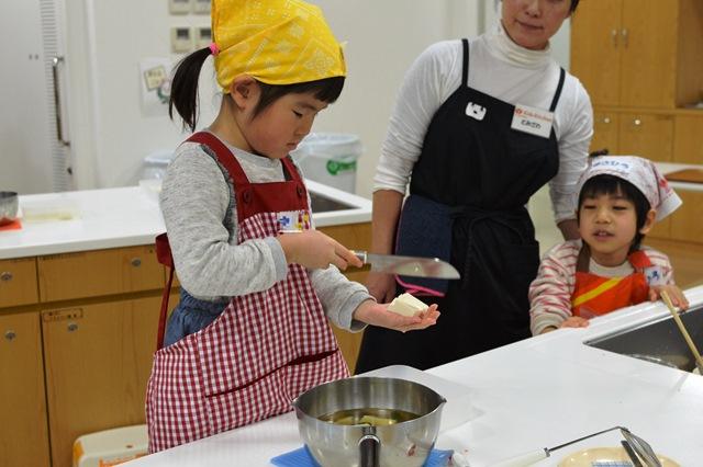 料理教室 「キッズキッチンの一汁二菜」を開催しました。