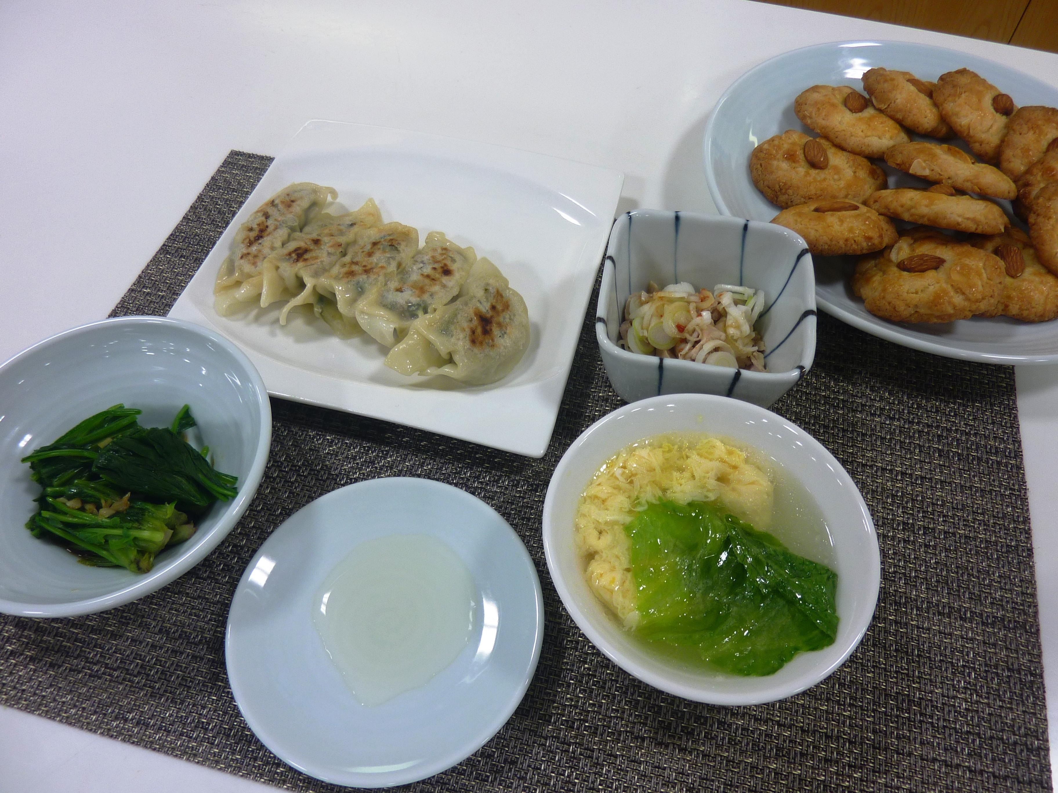 お料理教室「家庭料理の基礎講座」