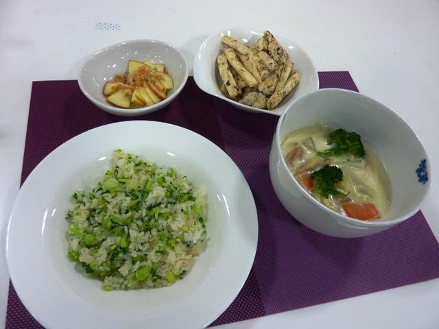 お料理教室「発酵調味料で身体元気!」