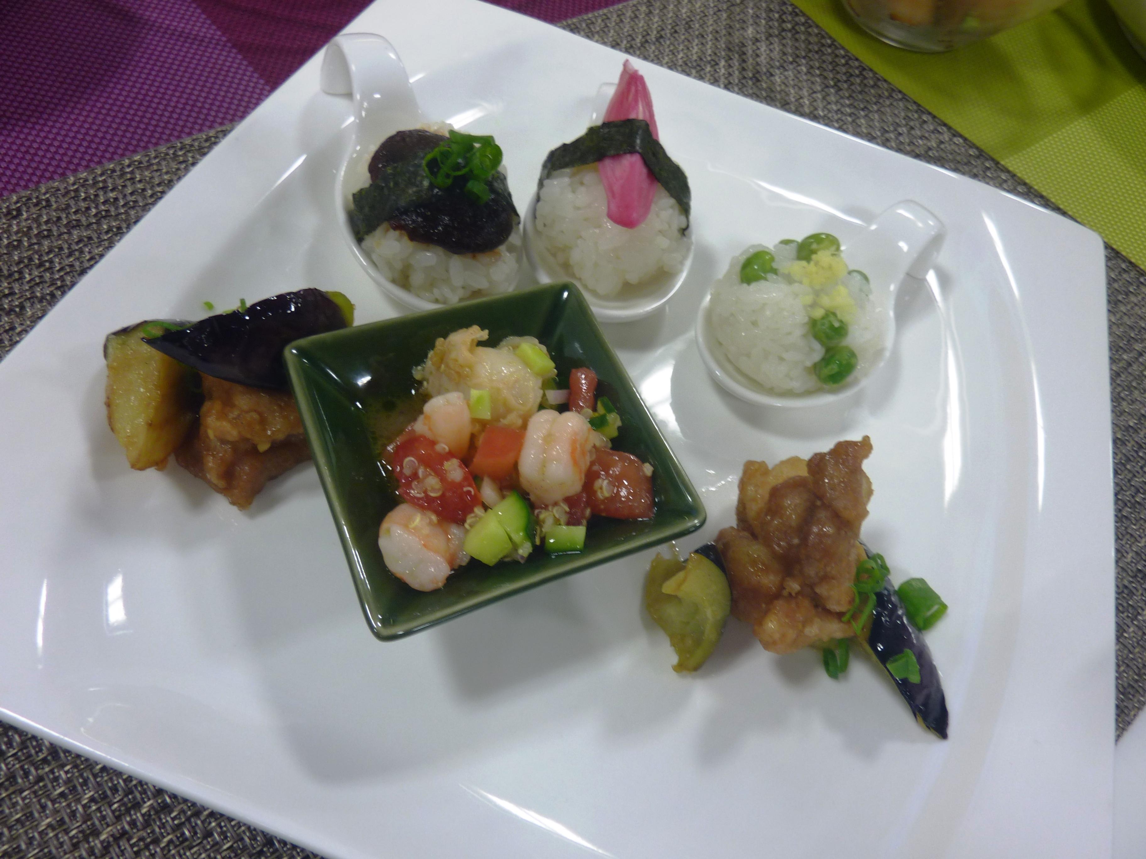 お料理教室「佐藤智香子の旬の野菜でおもてなし」