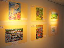 世界のこどもたちの環境絵画展