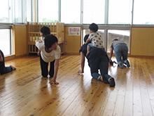 7月1日「小さなキッズとママの時間 親子3B体操教室」