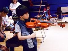 0歳からのキラキラコンサート~はじめてのバイオリン