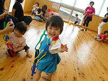 要申込 小さなキッズとママの時間親子3B体操教室 12月