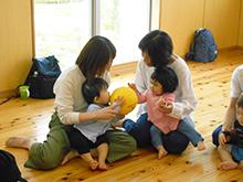 10/7「小さなキッズとママの時間 親子3B体操教室」