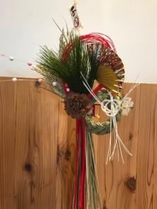稲わら正月飾り