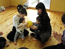 11/11 小さなキッズとママの時間「親子3B体操教室」