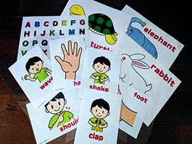 要申込 乳幼児のための英語でリトミック 1月
