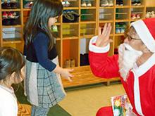 クリスマスフェスタこども創造センター(1日目)