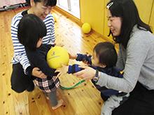 12月2日「小さなキッズとママの時間 親子3B体操教室」