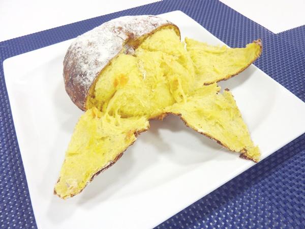 お料理教室「まるごとみかんのパン」