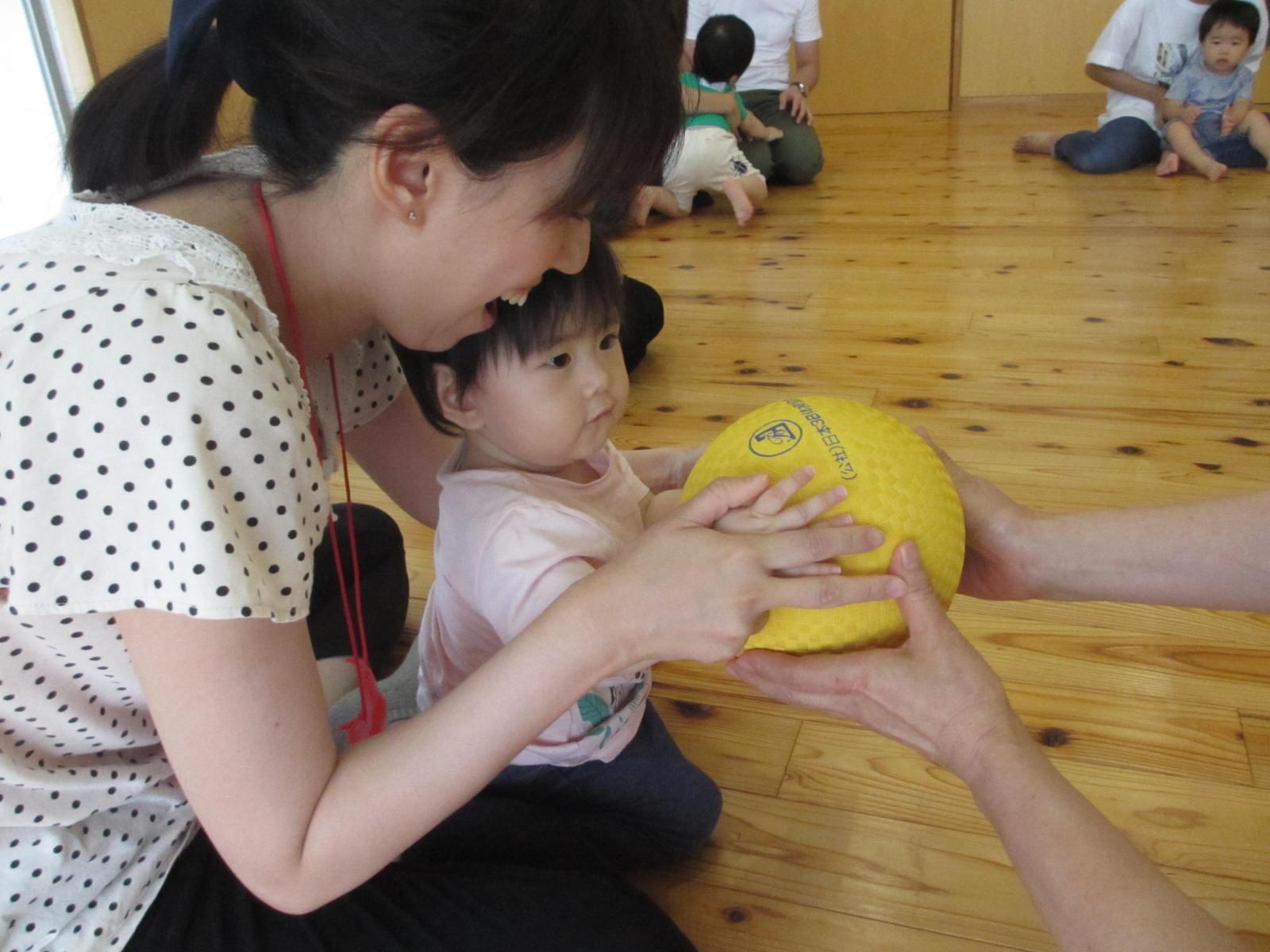 【中止】小さなキッズとママの時間 親子3B体操教室(5月)