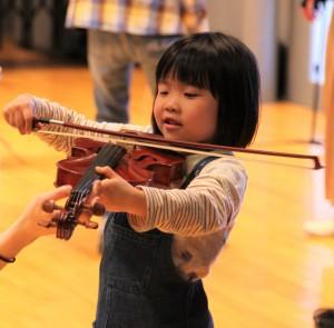 こどもFバイオリン