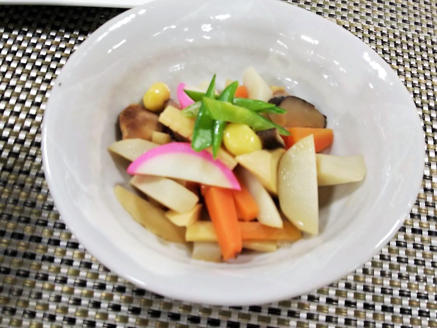 お料理教室「新潟のお雑煮とのっぺ」