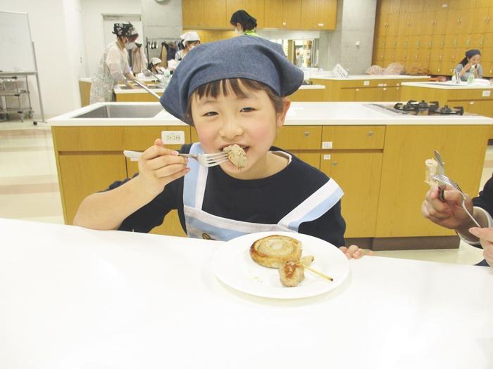 食育ミニ体験「ウインナーソーセージを作ろう!」