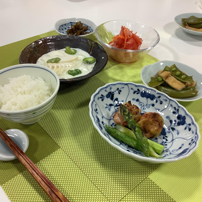 お料理教室「季節の野菜料理」