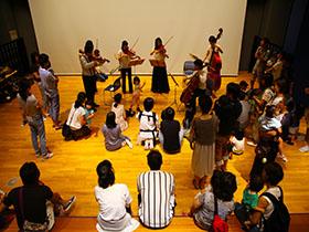 【中止9/17更新】音楽と絵本による「秋分の日コンサート」
