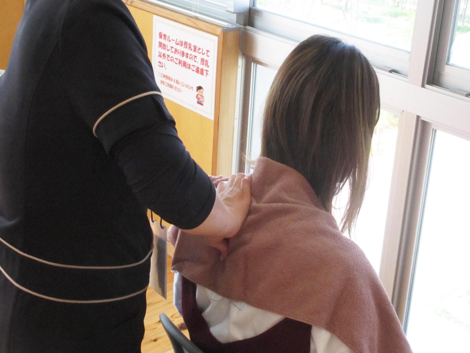 要申込 ~ママのほっとタイム~ストレスケア教室(11月)